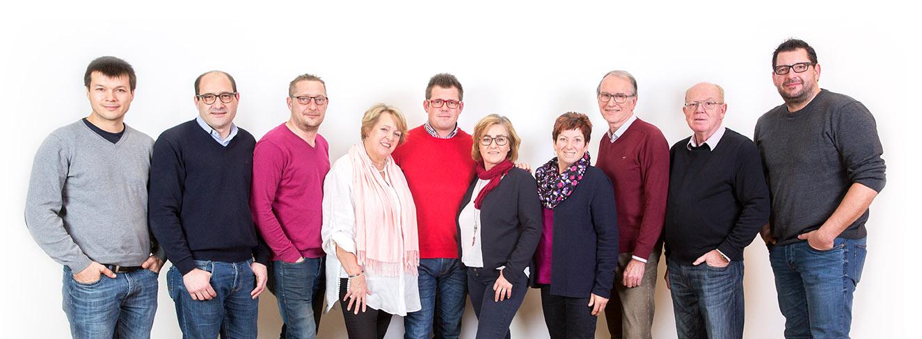 Team der SPÖ Golling